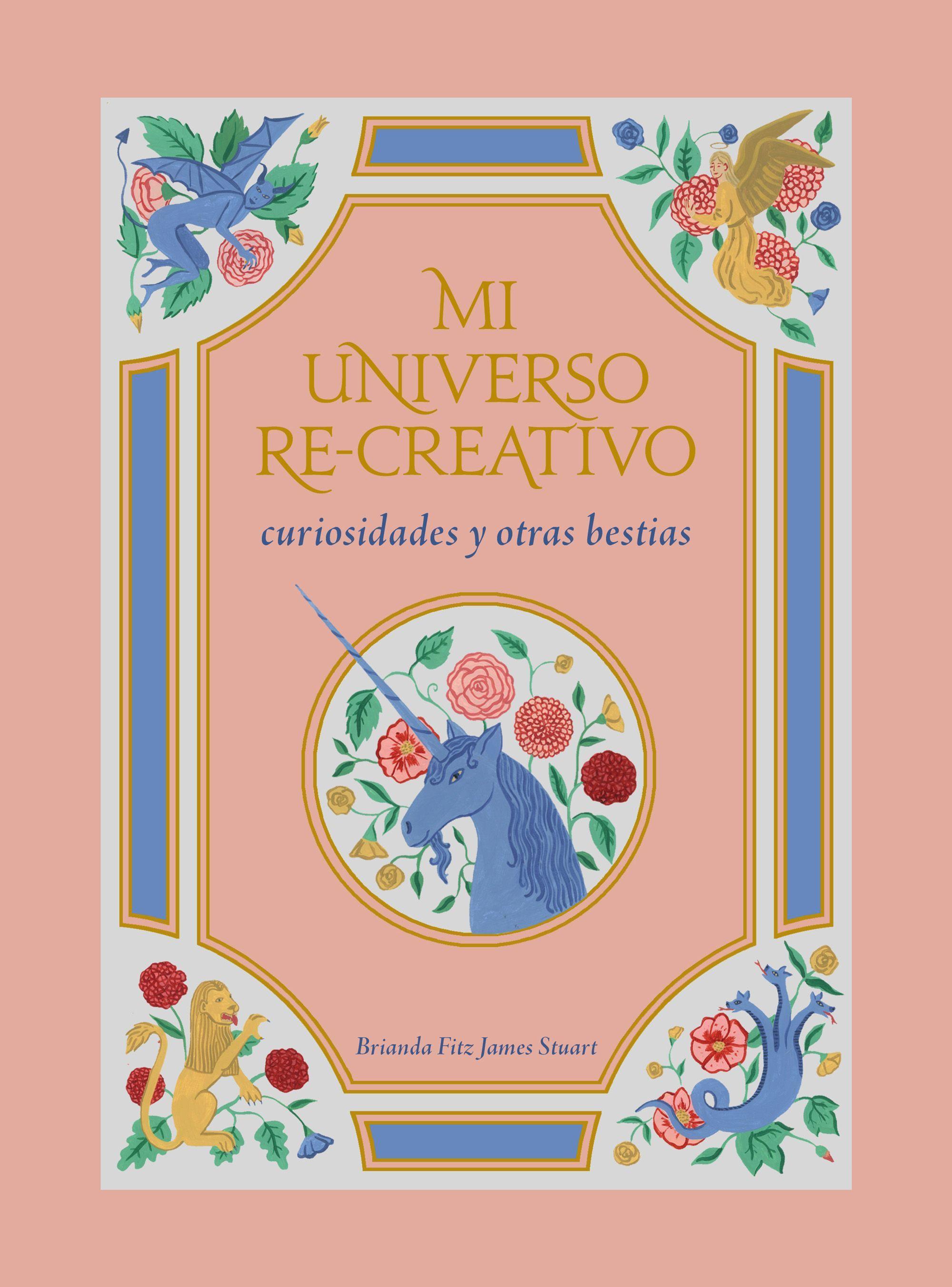 Brianda Fitz James Stuart publica 'Mi universo re-creativo'