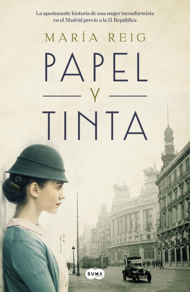 Papel y tinta (María Reig, 2019)