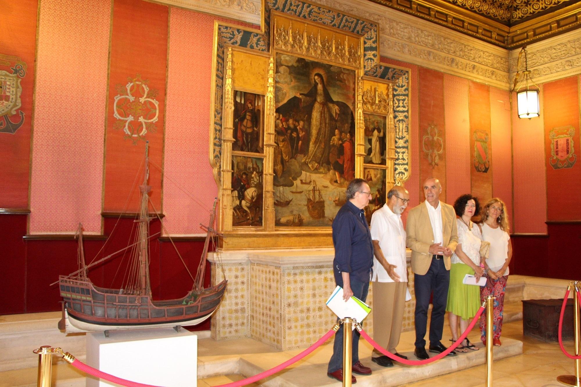 El ciclo Noches en los Jardines del Real Alcázar comienza el 27 de junio