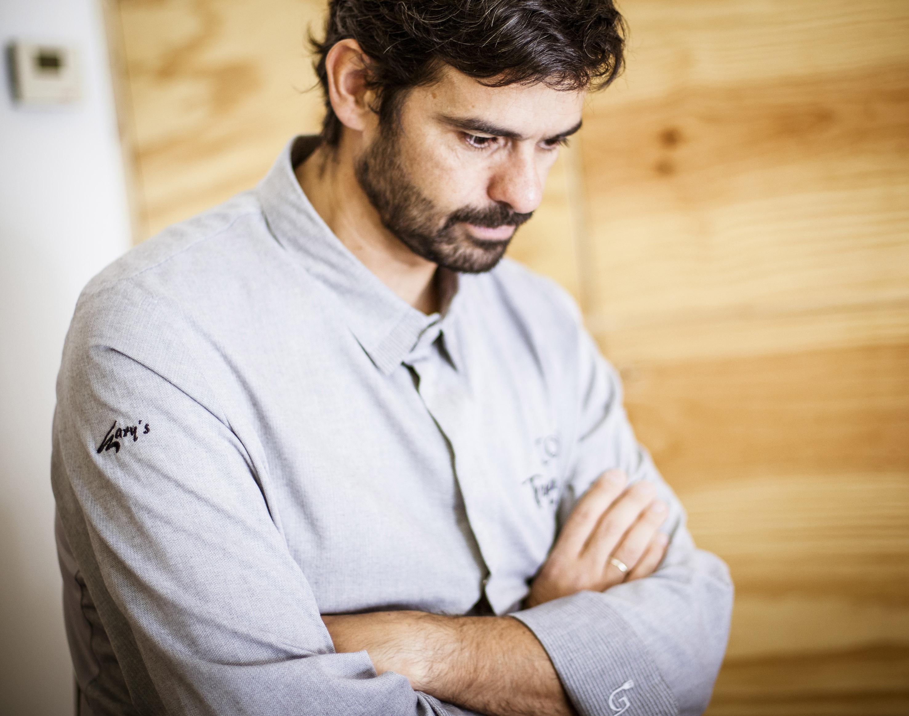 """Enrique Sánchez: """"Presumo de tener unos padres que consideran que el tiempo empleado en la cocina no se pierde; se invierte"""""""