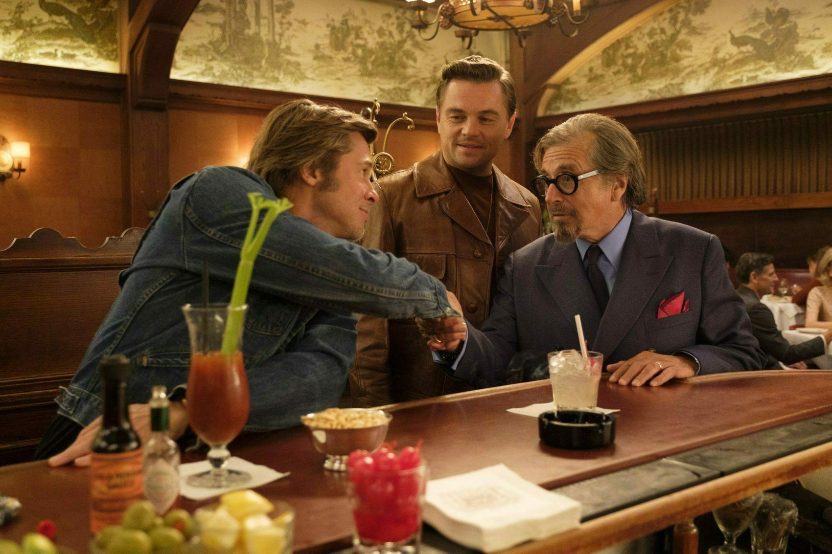 Estrenos: Quentin Tarantino, Leonardo DiCaprio, Brad Pitt… animan la semana con Érase una vez en… Hollywood