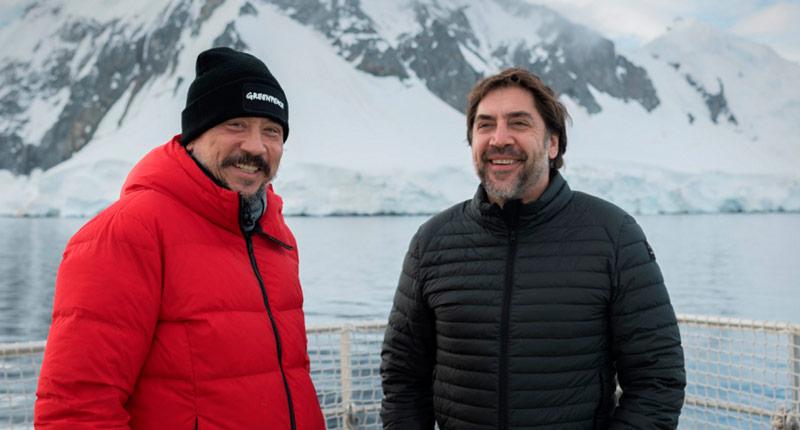 Álvaro Longoria dirige 'Santuario', una bella propuesta medioambiental de los hermanos Bardem