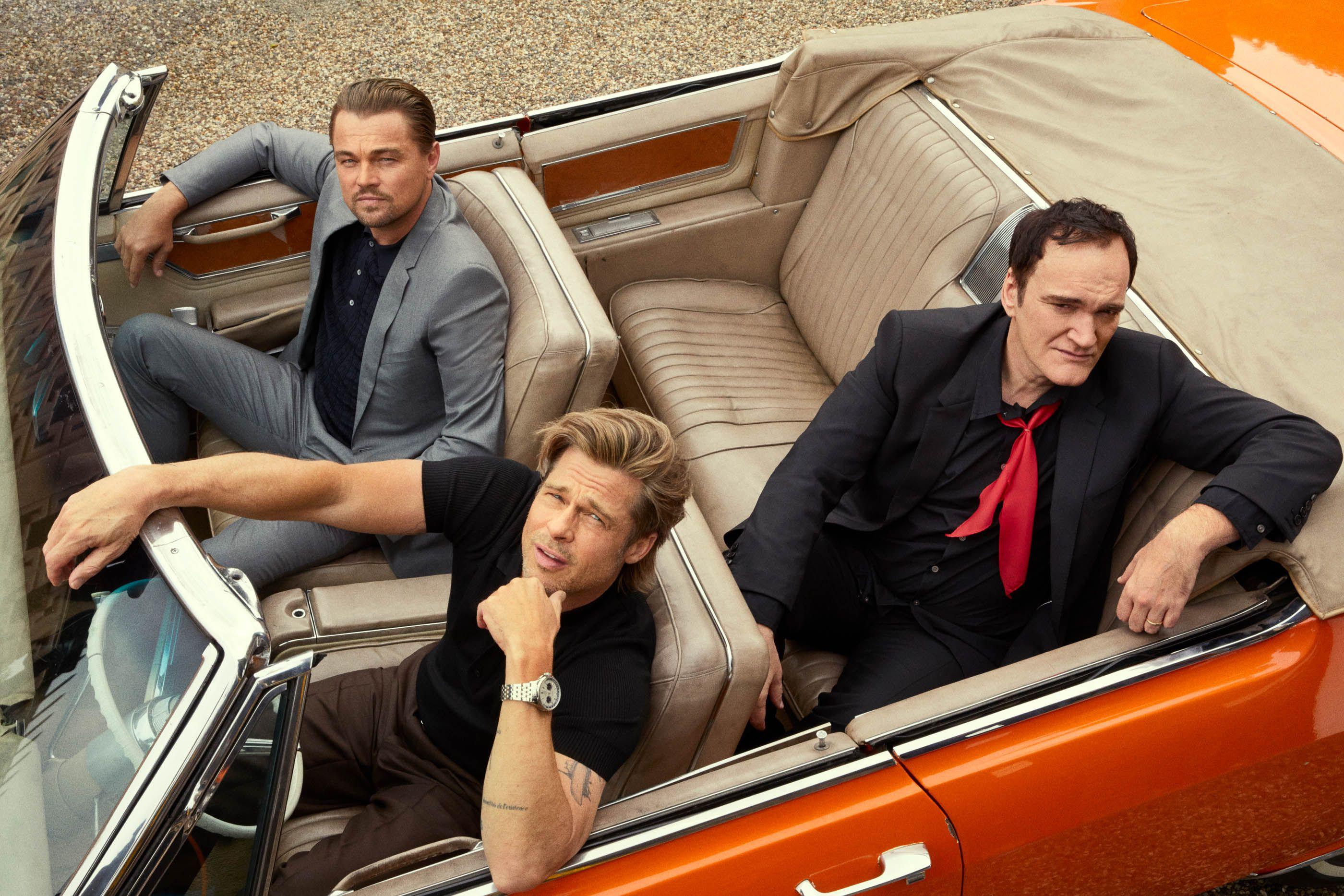Érase una vez en… Hollywood, un viaje al interior de Quentin Tarantino