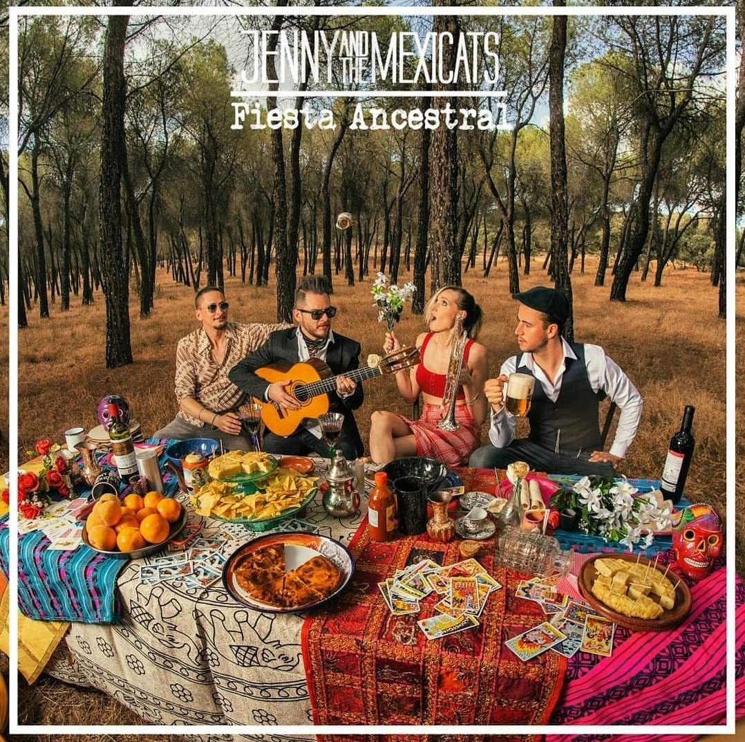 Jenny and the Mexicats y El Kanka publican 'Bailando con las farolas'