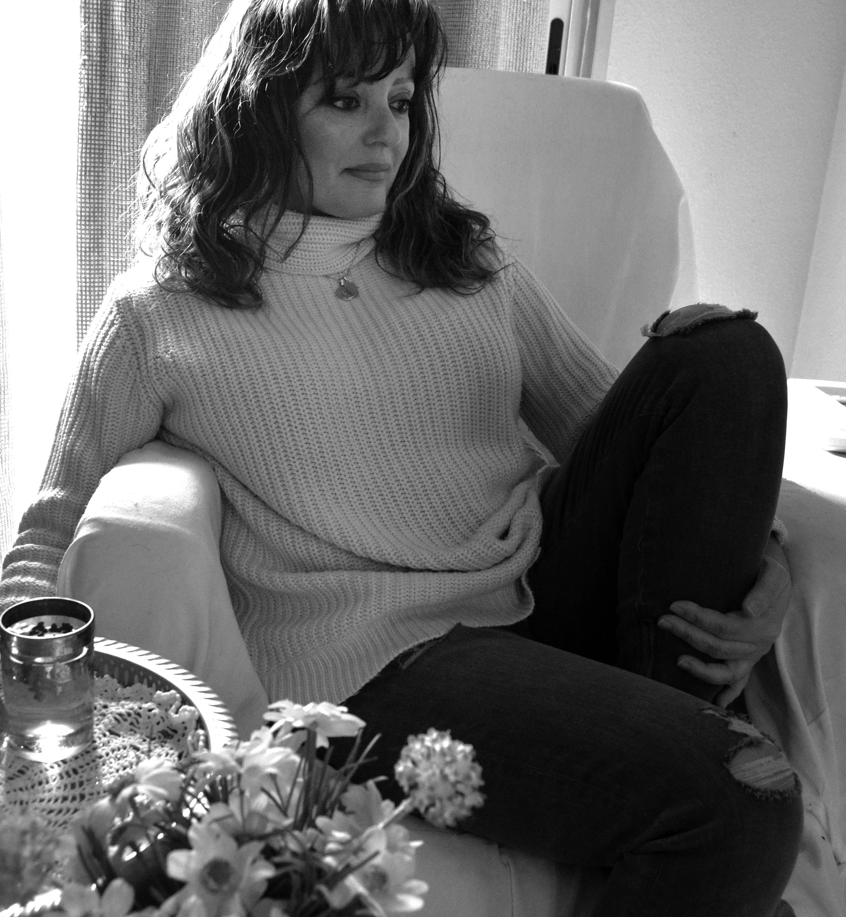 La poeta Juana Ríos debuta en la novela con  La voz de lo que fuimos