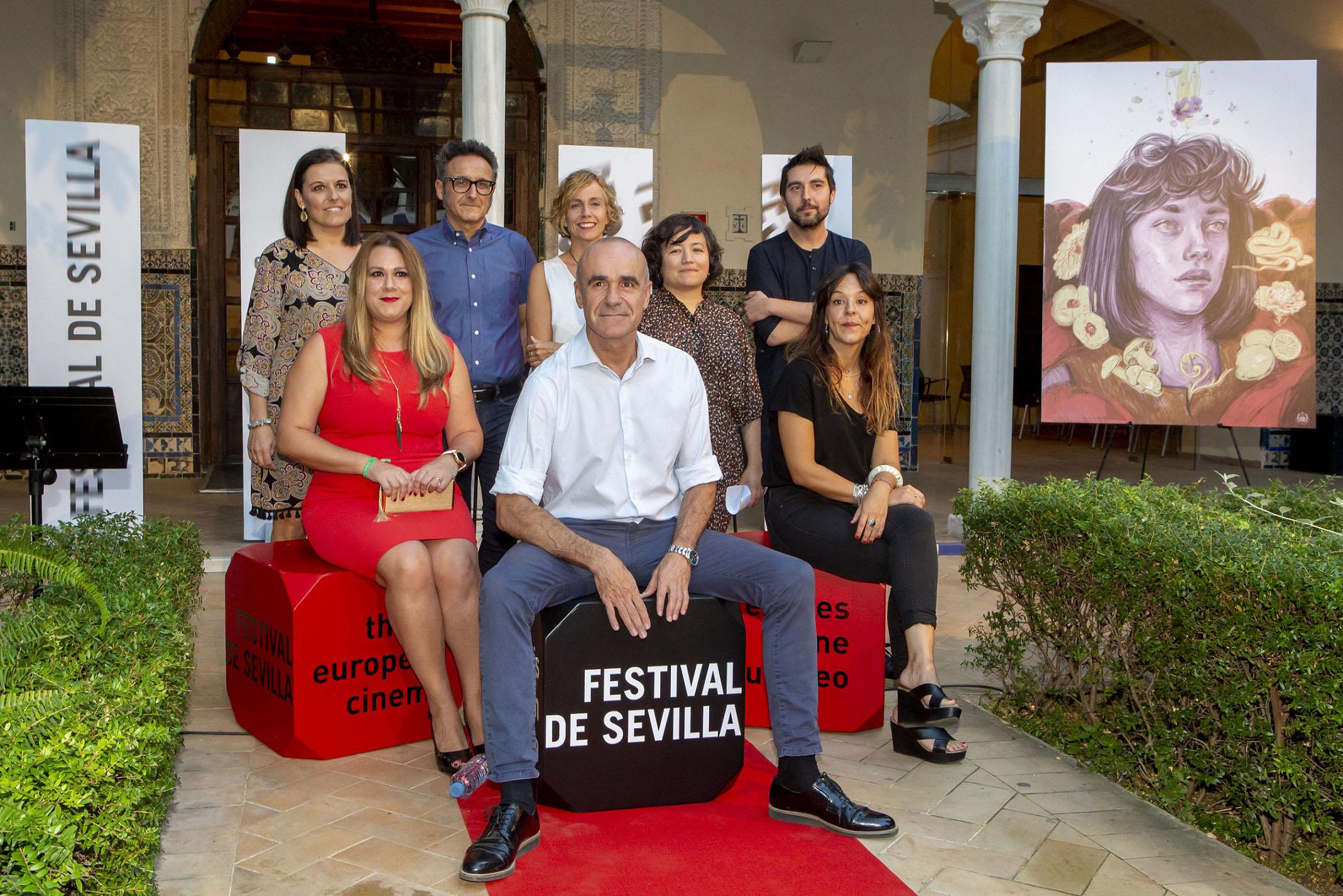 El Festival de Cine de Sevilla 2019 presenta su cartel