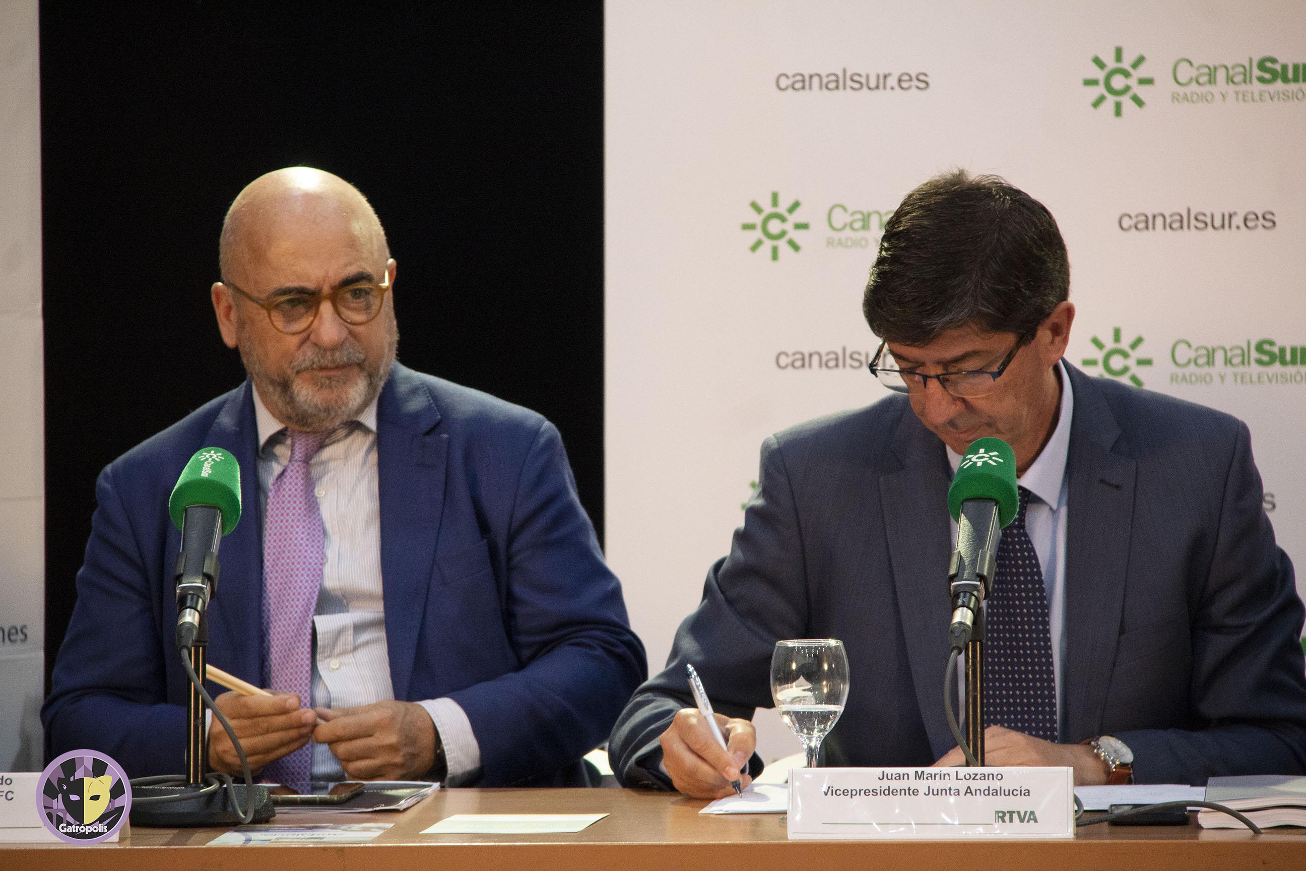 Andalucía, protagonista en la industria de los rodajes