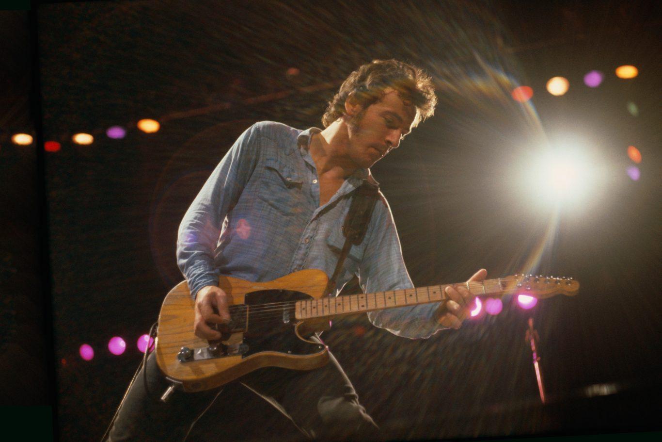 Bruce Springsteen cumple setenta años en lo más alto