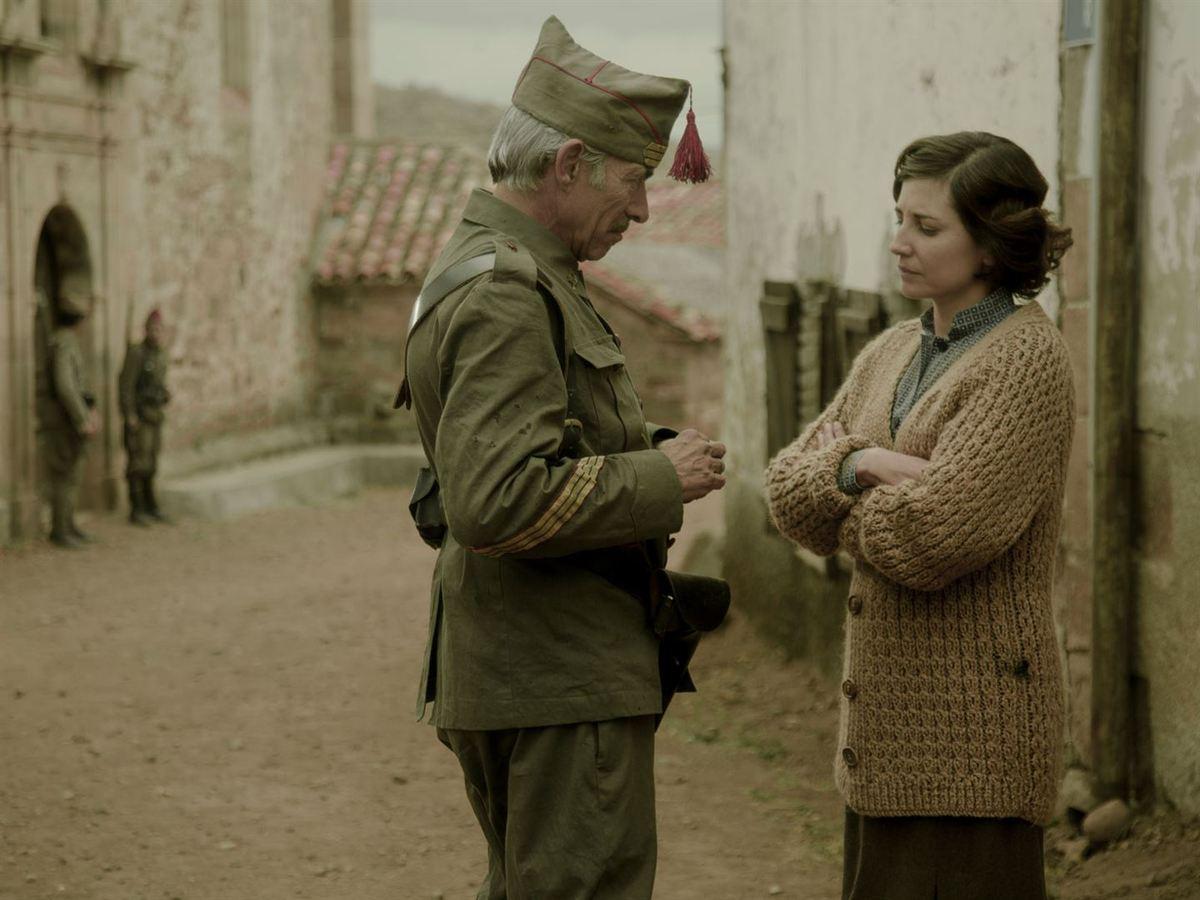 Sordo, un western español en plena posguerra