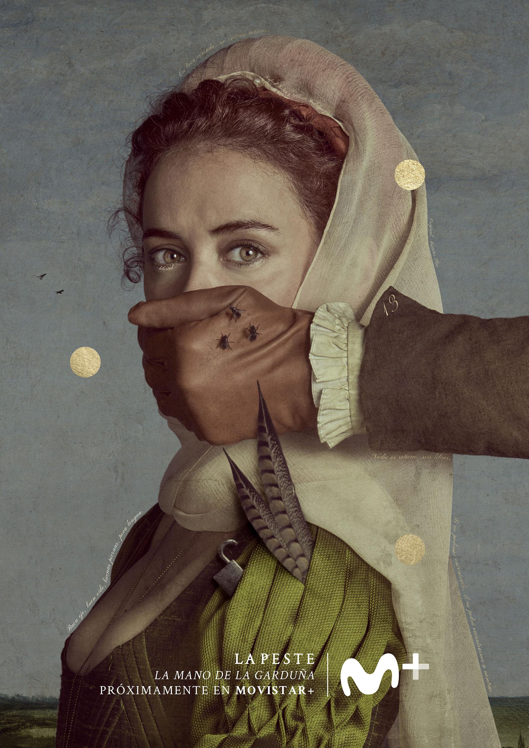La Peste estrena los carteles de su segunda temporada