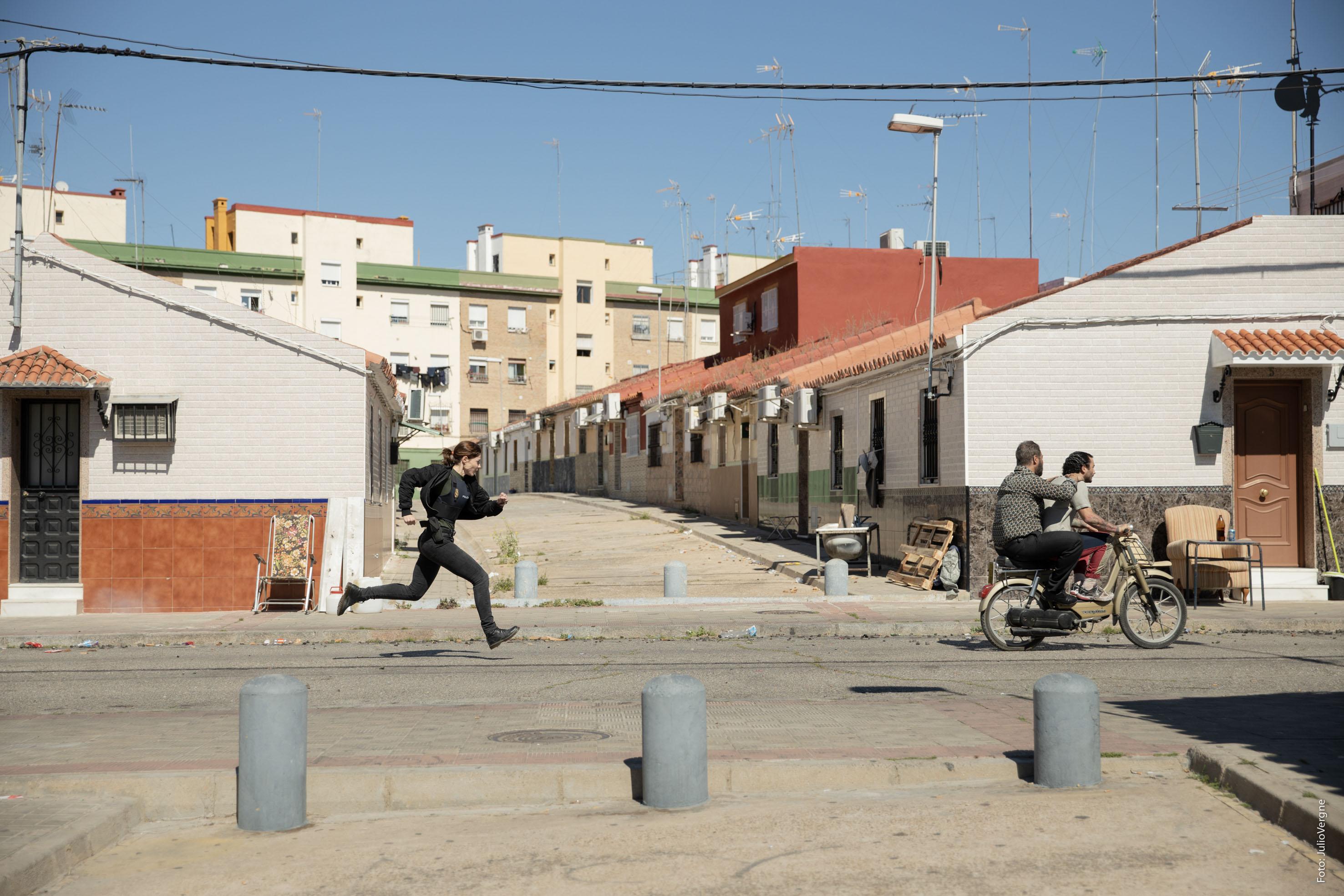 La industria de los rodajes andaluza analiza la paralización por el COVID-19