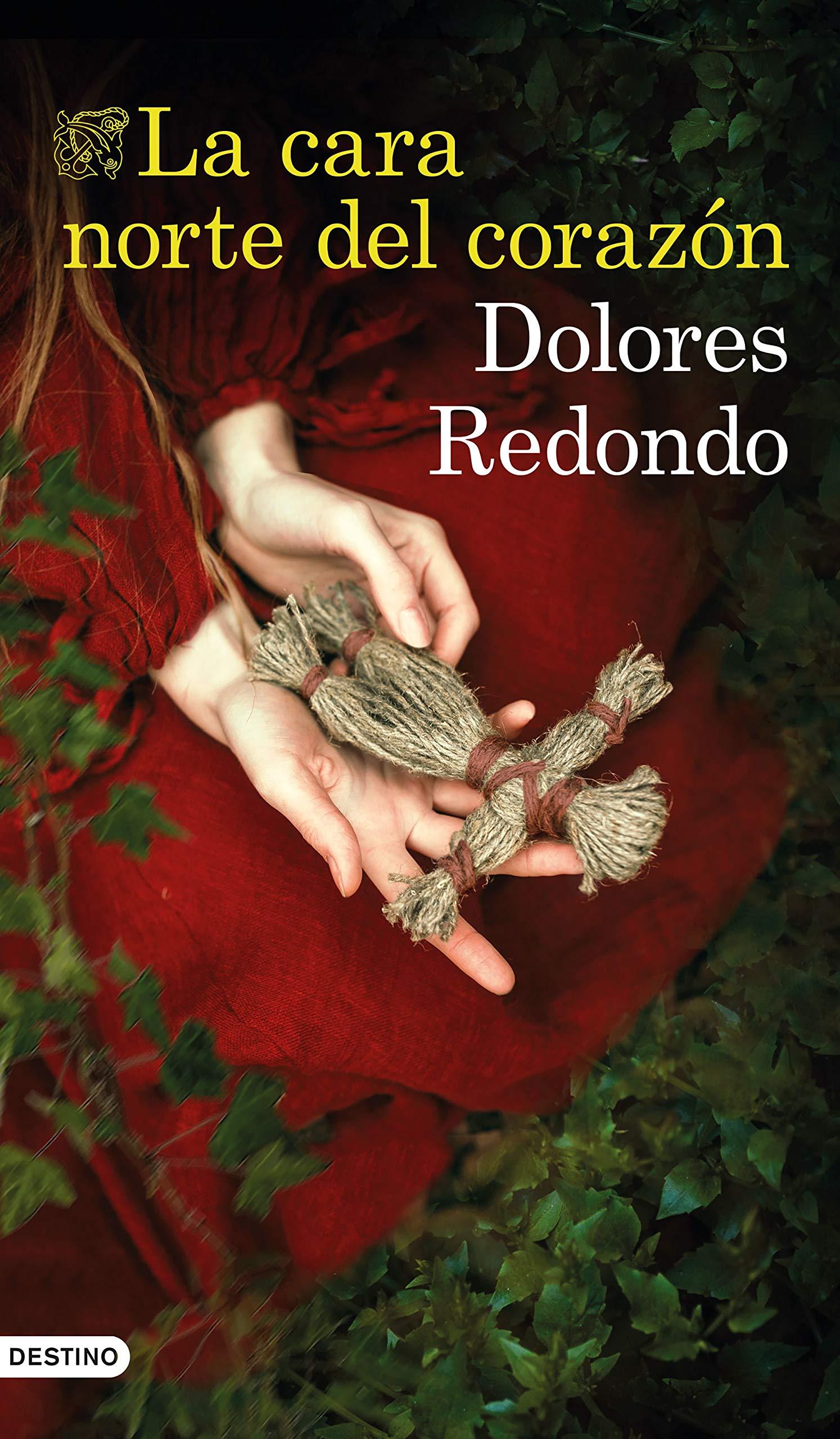 Dolores Redondo nos enseña 'La cara norte del corazón'