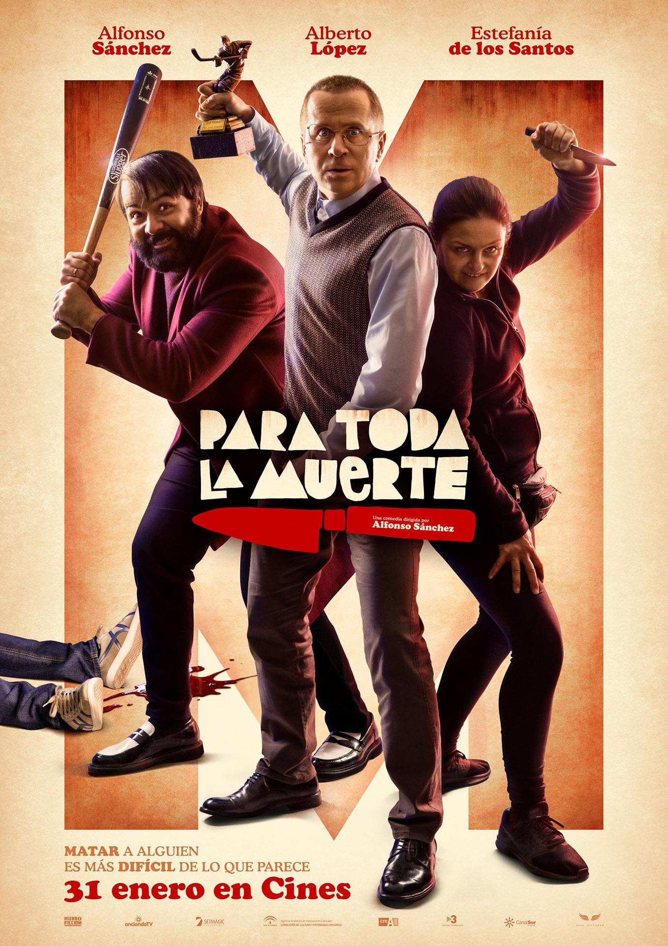 Para toda la muerte, lo nuevo de Alfonso Sánchez, ya tiene fecha de estreno