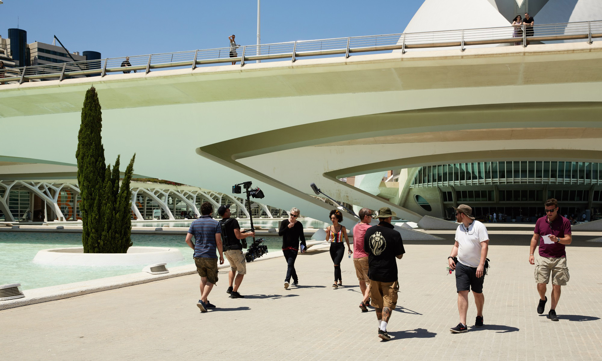 La Comunitat Valenciana muestra su potencial como plató de rodaje