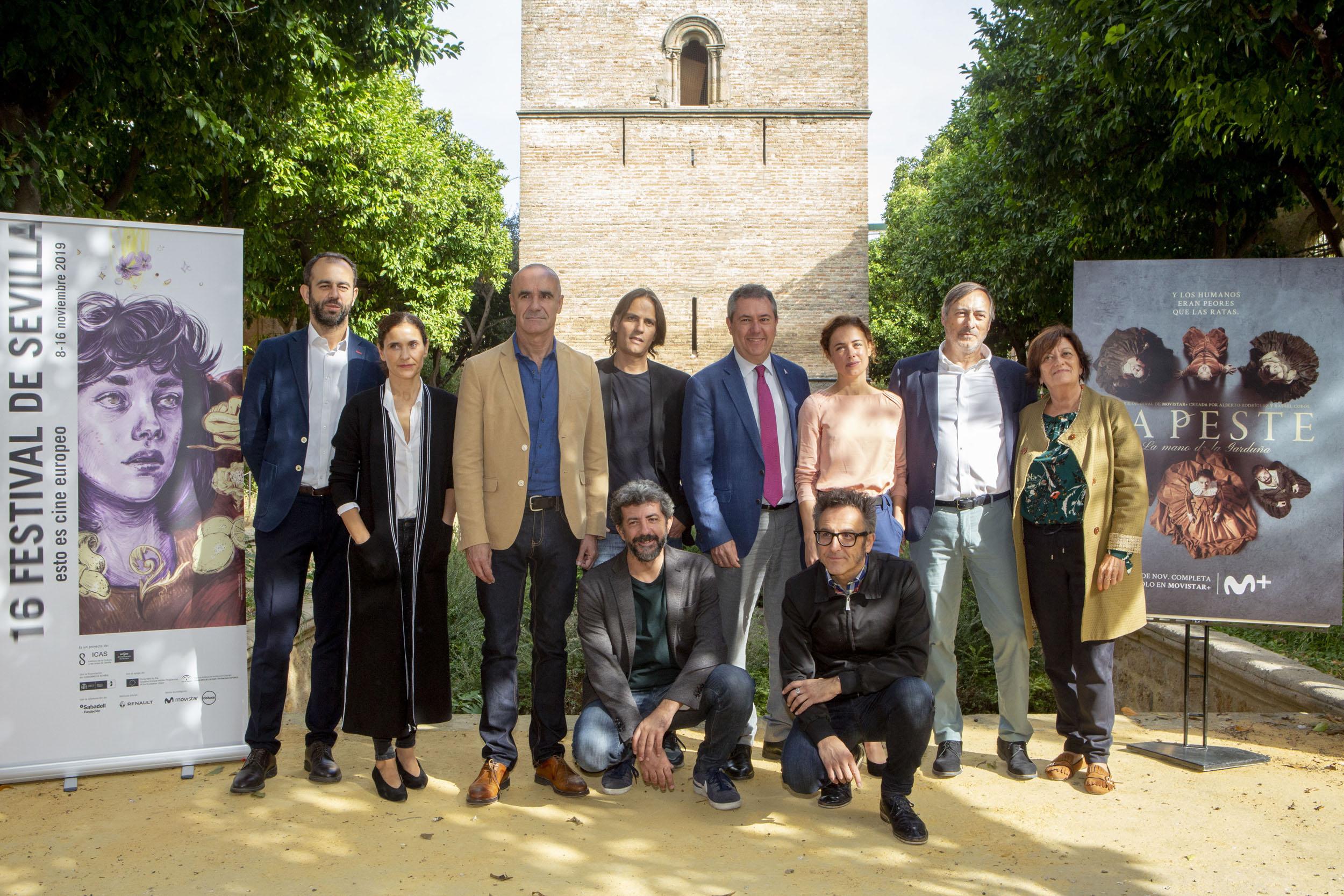 La Peste y su estreno mundial en el Festival de Cine de Sevilla