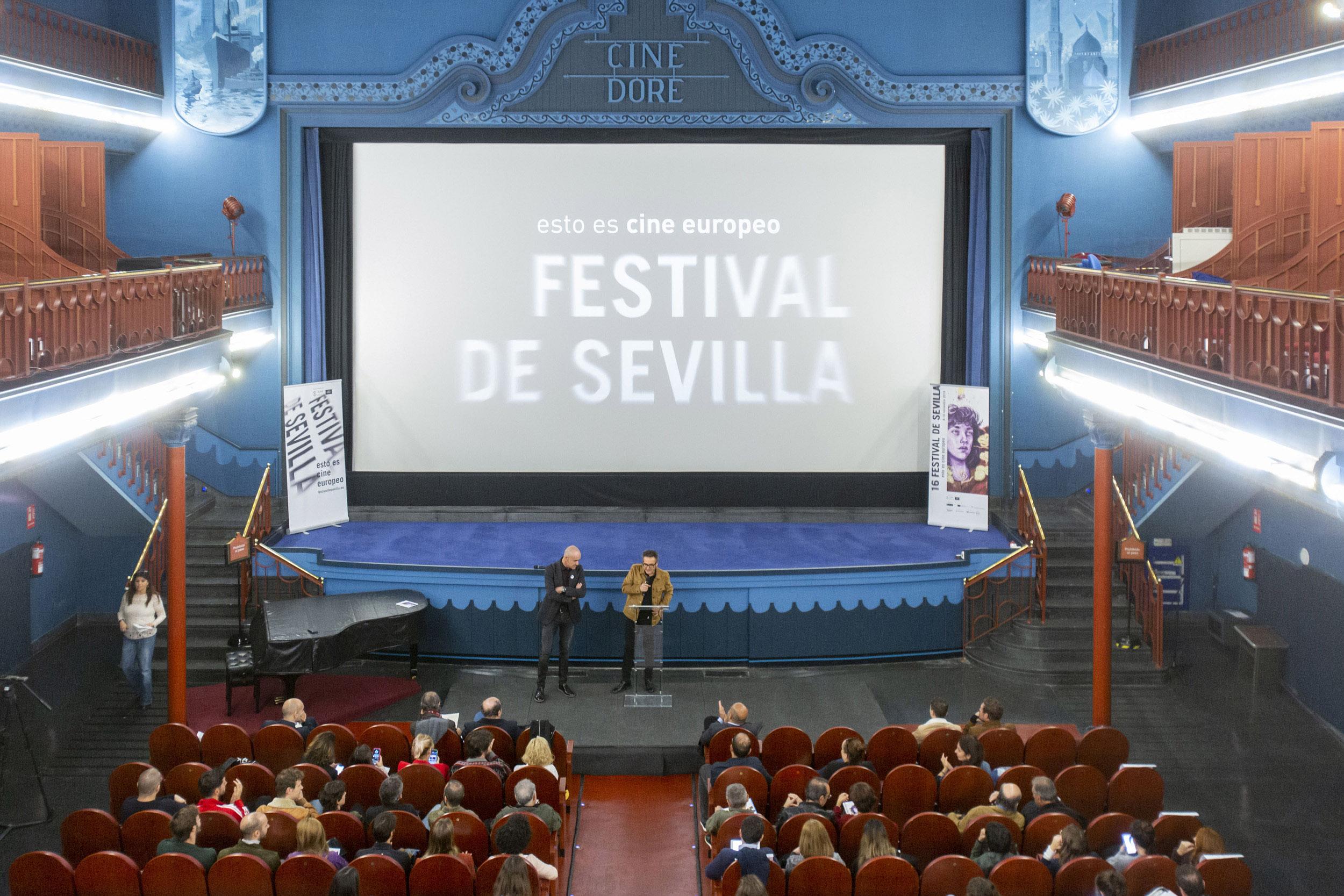 El Festival de Cine de Sevilla presenta en Madrid su nueva edición