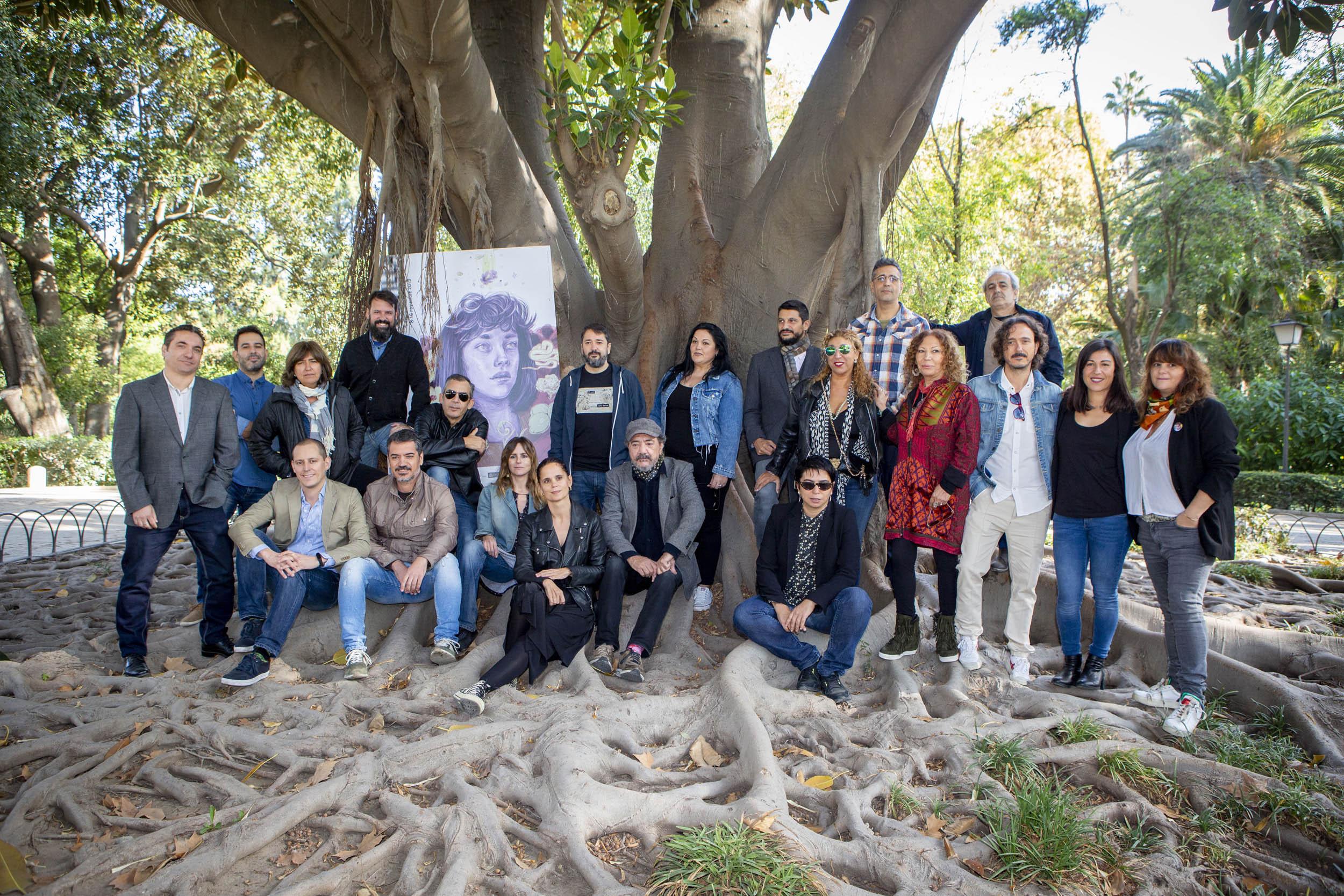 Desvelados los nombres de la sección Panorama Andaluz del SEFF 2019