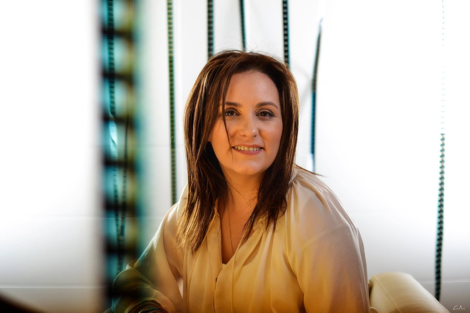 La productora Marta Velasco, Premio Luz del Festival de Cine de Huelva