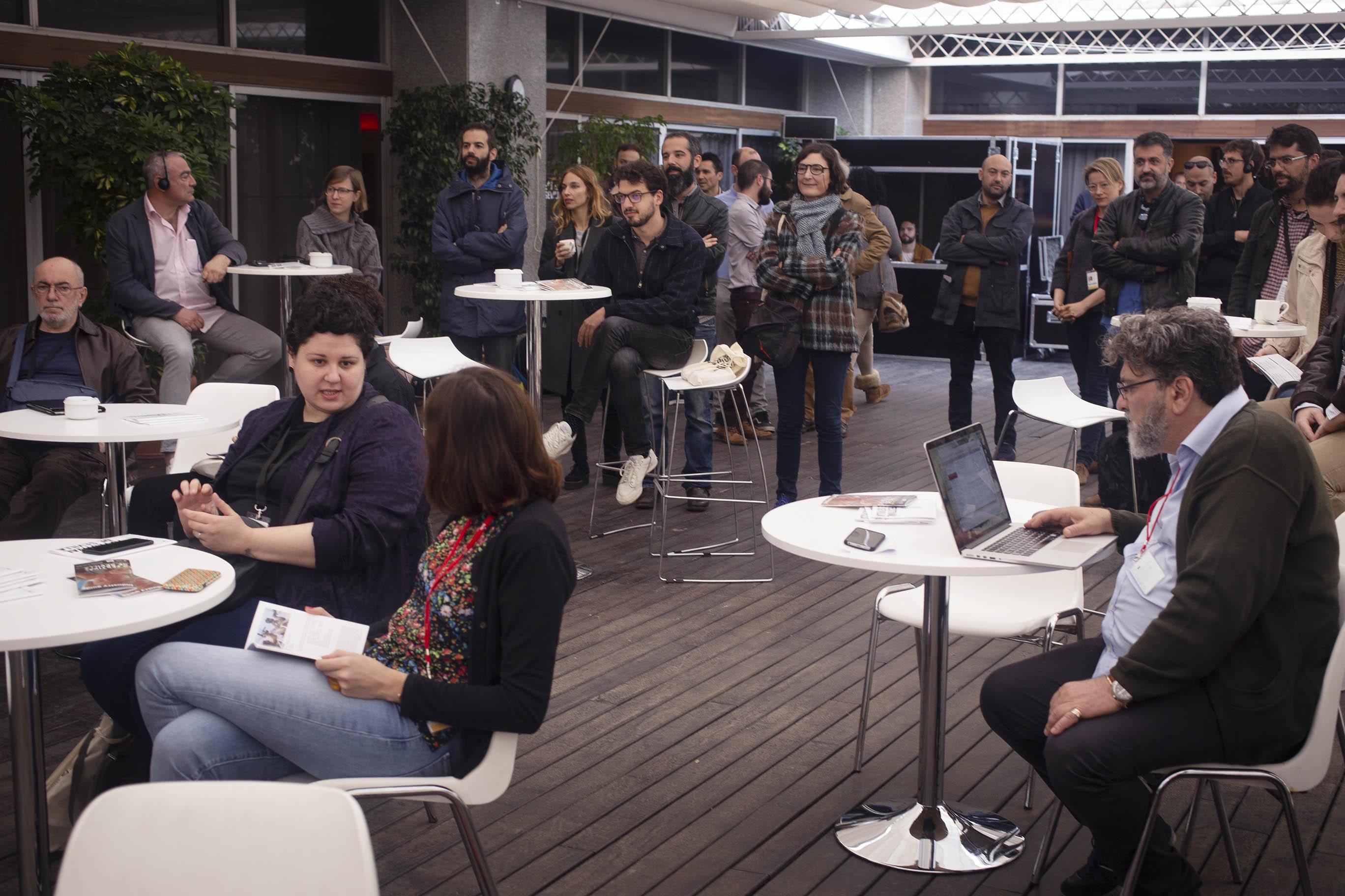 Jornadas dedicadas a la industria en el Festival de Cine de Sevilla