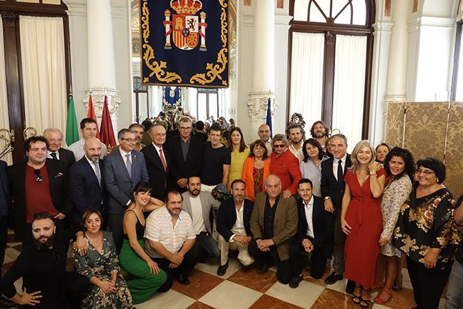 Málaga, escenario de los Premios Goya 2020