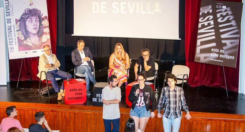 El Festival de Cine de Sevilla y su 'Cinéfilos del Futuro' para 2019