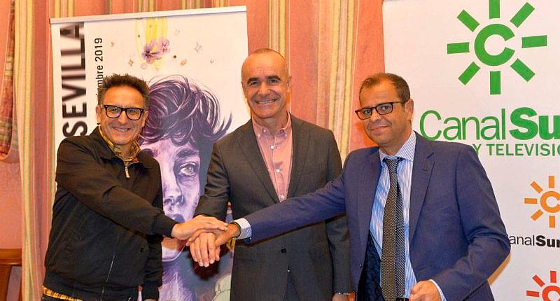 Canal Sur y el Festival de Cine de Sevilla acuerdan caminar juntos
