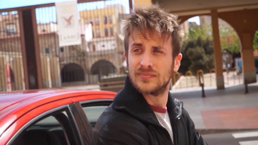 Enrique Ros muestra su cortometraje 'Día a día'