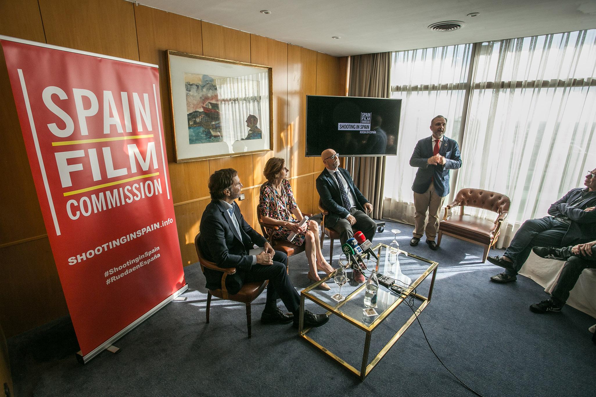 James Costos ha presentado el I Encuentro Shooting in Spain
