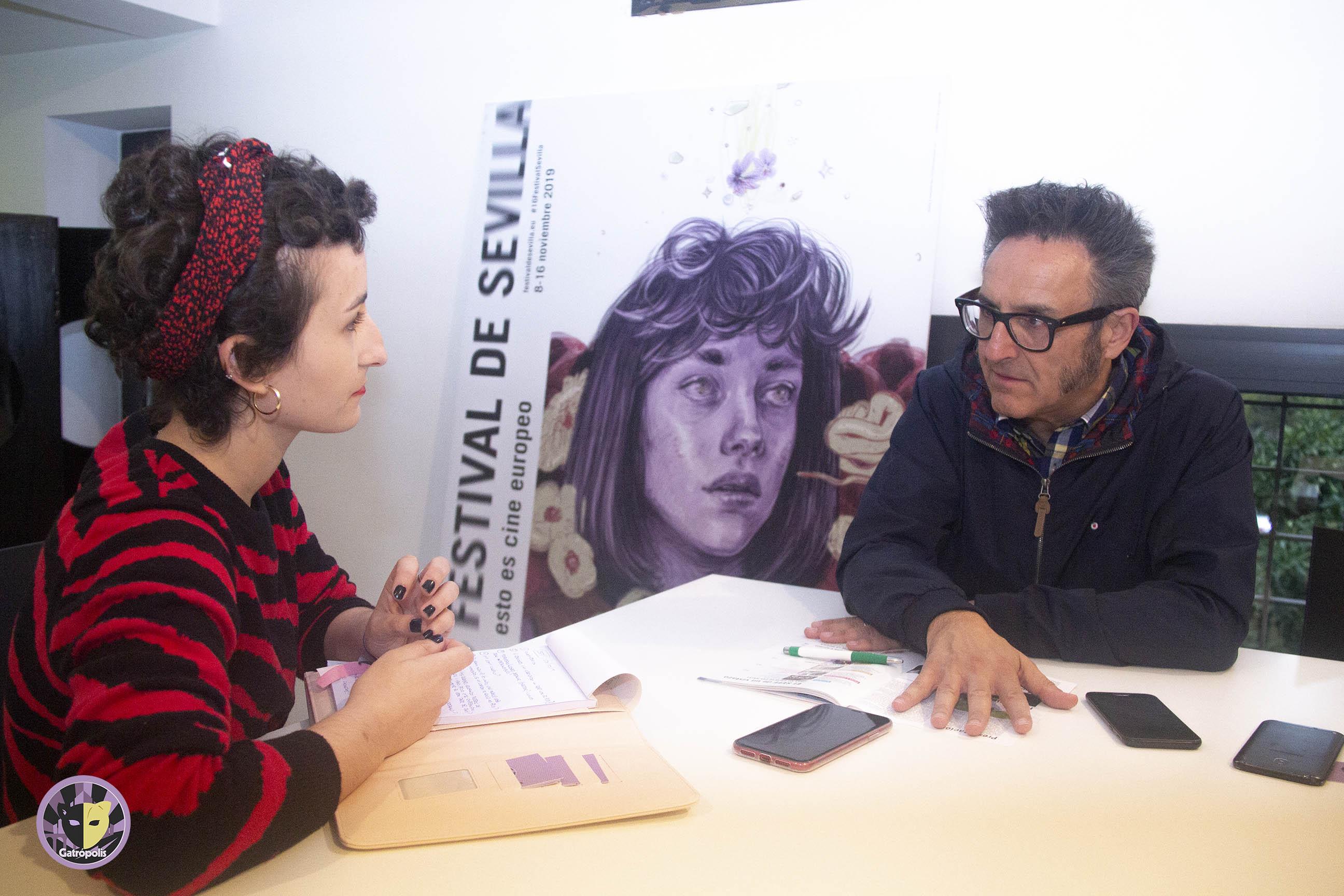 """José Luis Cienfuegos: """"El público del Festival ya no es sólo sevillano o andaluz, sino que viene de toda España"""""""