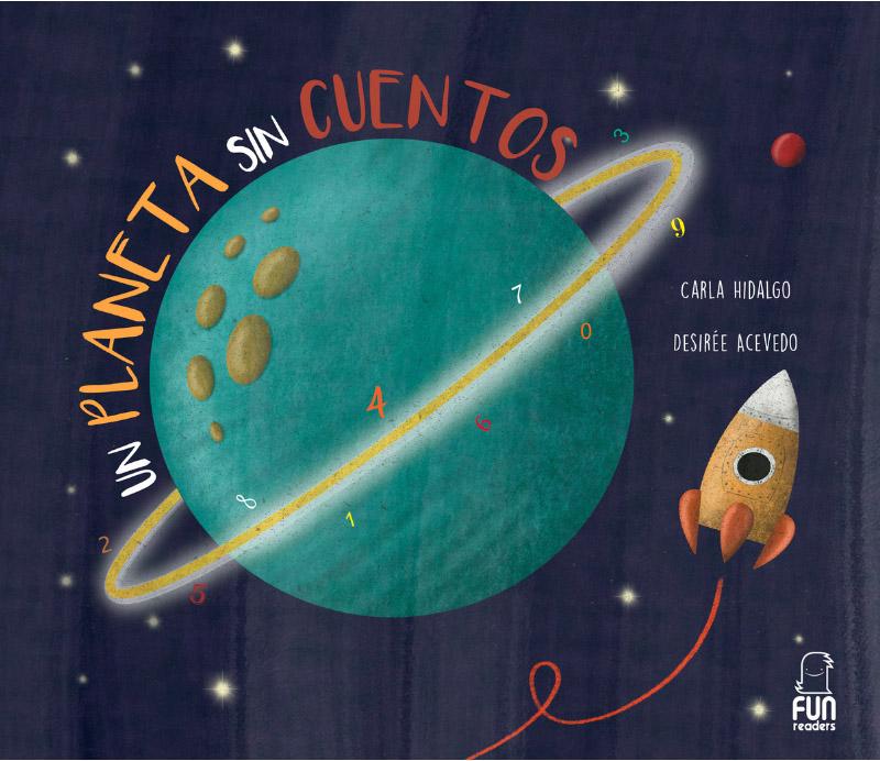Un planeta sin cuentos llega a Sevilla con Desirée Acevedo