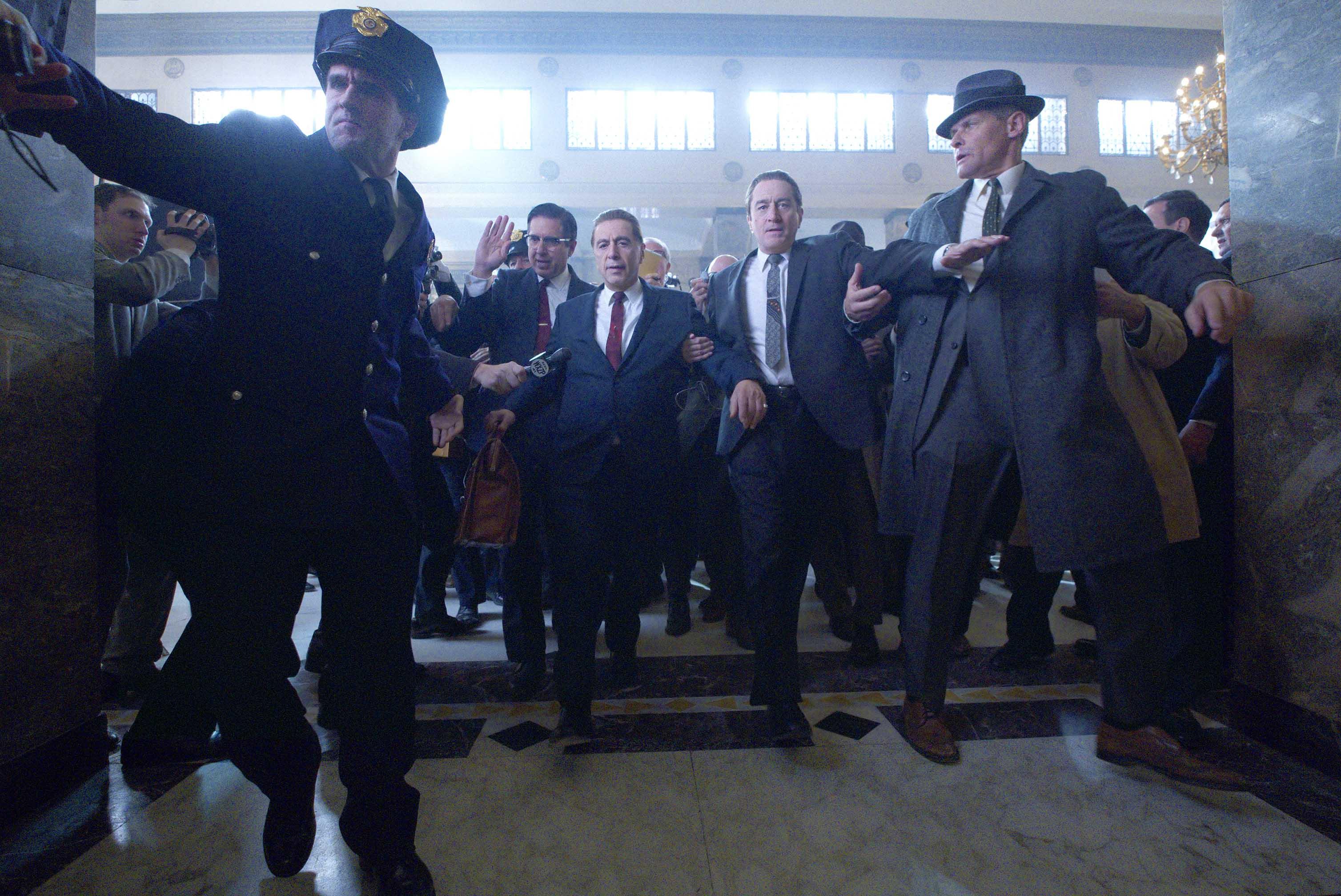 El irlandés: sindicalismo y crimen organizado, la última genialidad de Martin Scorsese