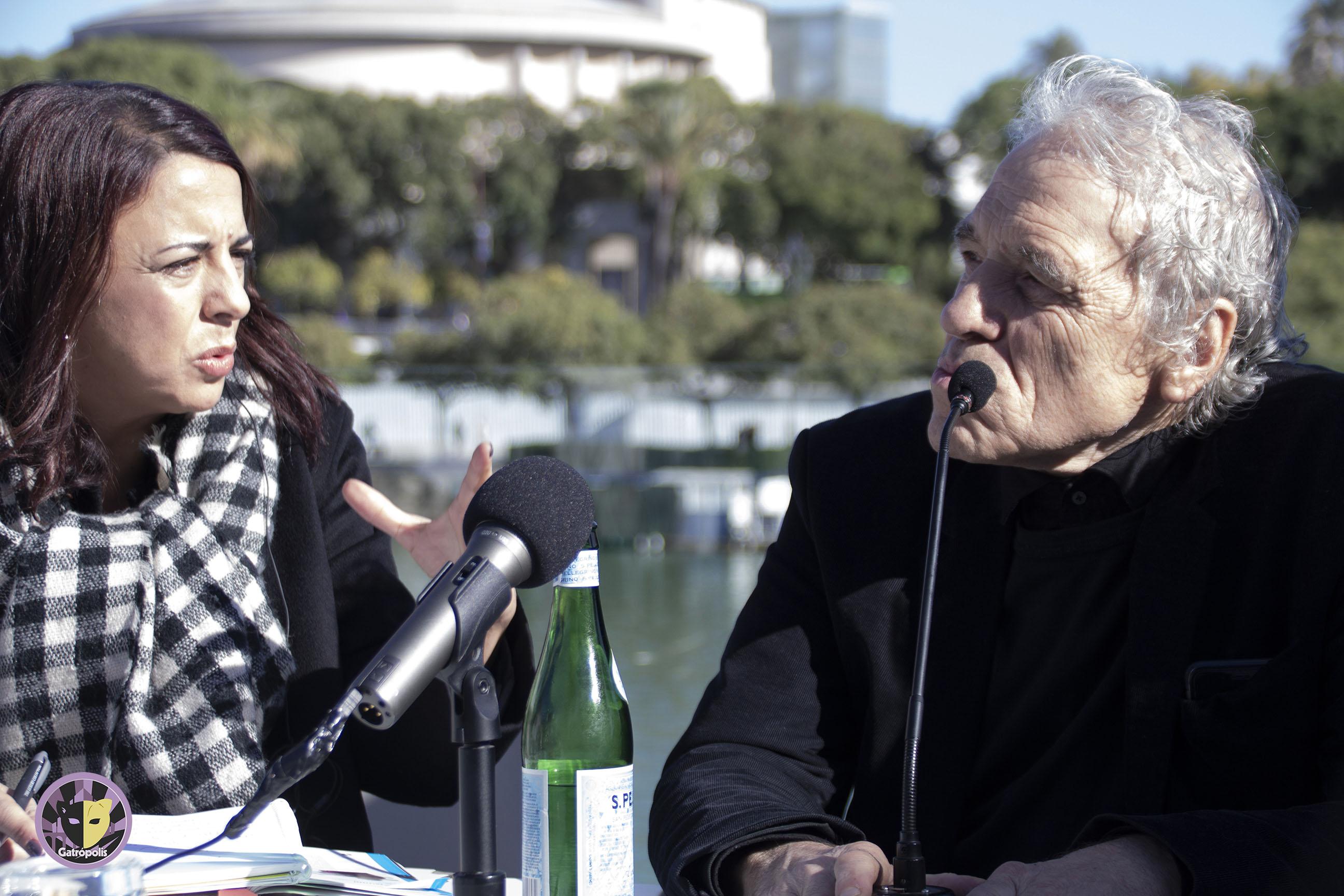 """Abel Ferrara: """"Me siento en deuda con mi profesión"""""""