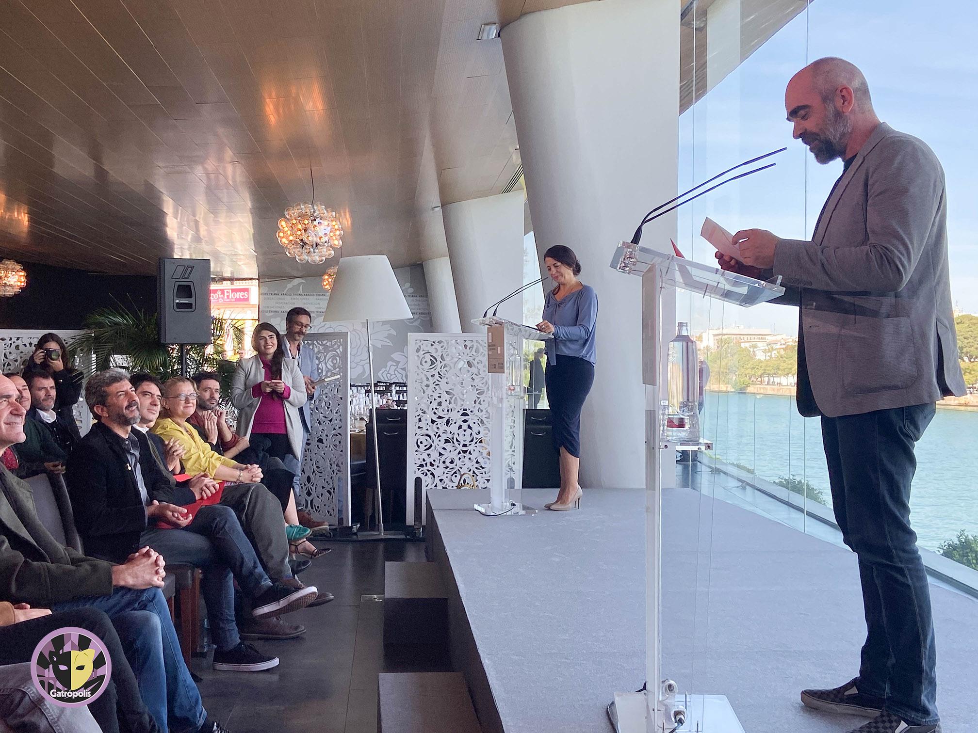 El Festival de Cine de Sevilla, testigo de las nominaciones de los EFA 2019
