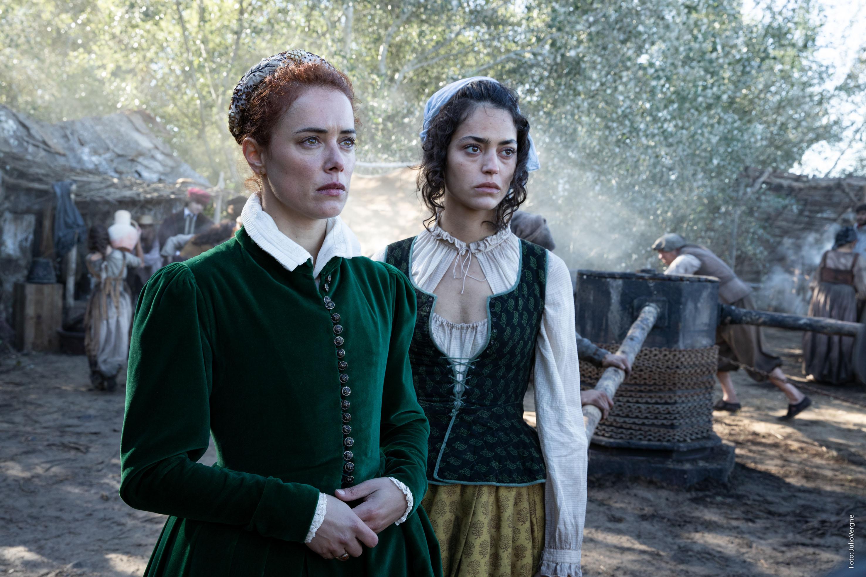 Tras el éxito cosechado por la primera temporada, La peste comenzó ayer lunes 11 su cuenta atrás para el inicio de una segunda entrega