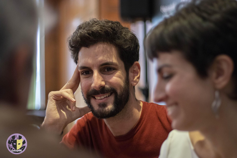 Silvia Acosta y Jacinto Bobo protagonizan 'Una vez más', la primera película de Guillermo Rojas