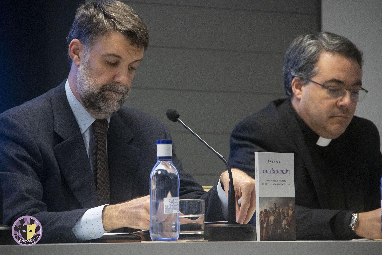 Javier Rubio muestra la mirada compasiva de Murillo