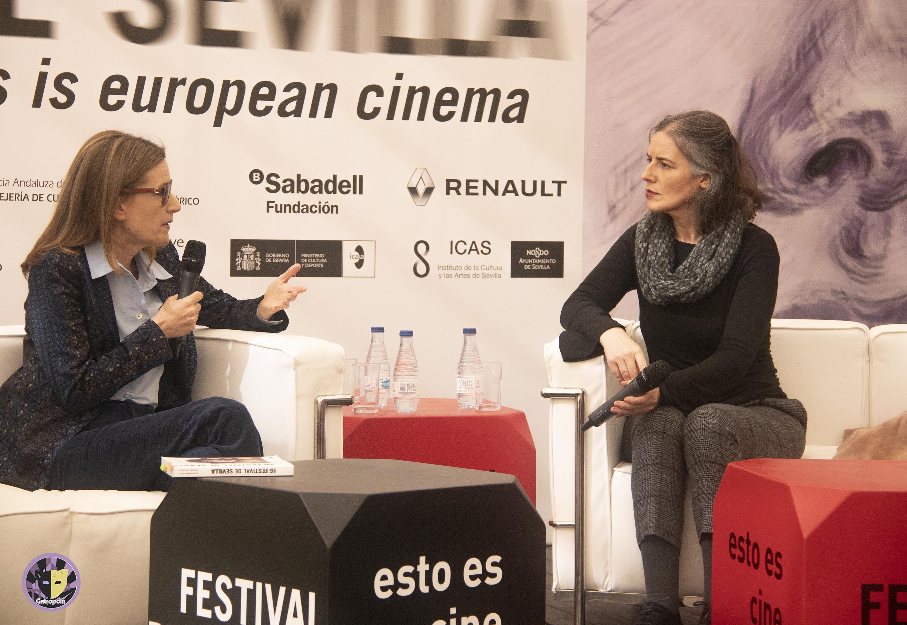 Joanna Hogg, un viaje íntimo a través del cine
