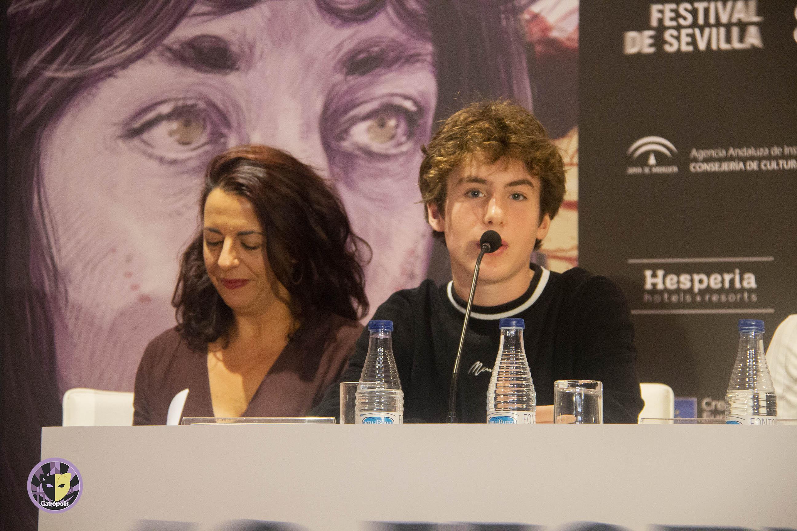 Madre, de Rodrigo Sorogoyen, presentada en el Festival de Cine de Sevilla
