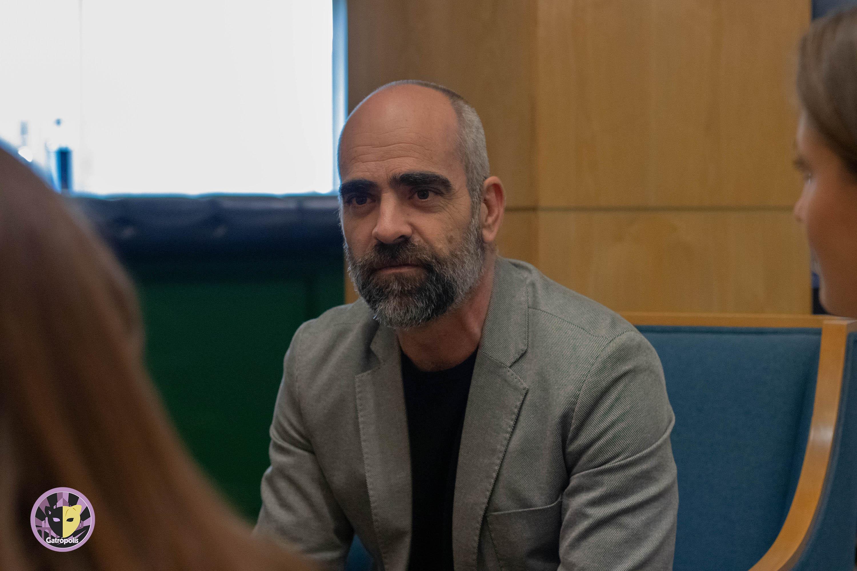 """Luis Tosar: """"En nuestra sociedad la bondad y los buenos valores no son muy apreciados"""""""