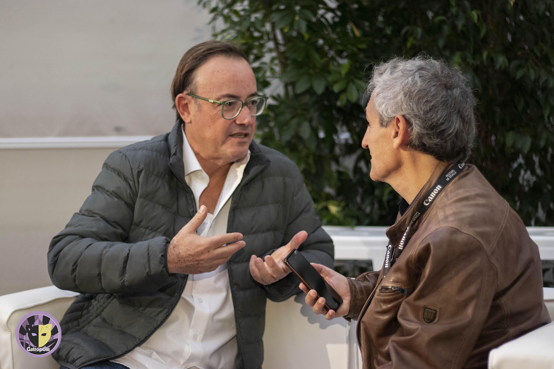 """Manuel Martín Cuenca: """"Hacer una buena película es casi un milagro"""""""