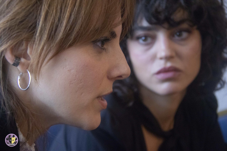 Melina Matthews, Claudia Salas y Cecilia Gómez nos hablan de sus personajes en 'La peste: la mano de La Garduña'