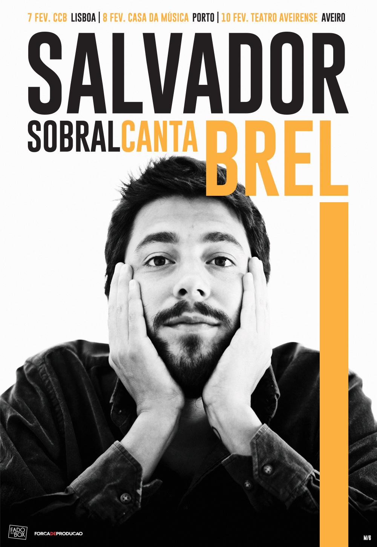 Salvador Sobral homenajea a Jacques Brel
