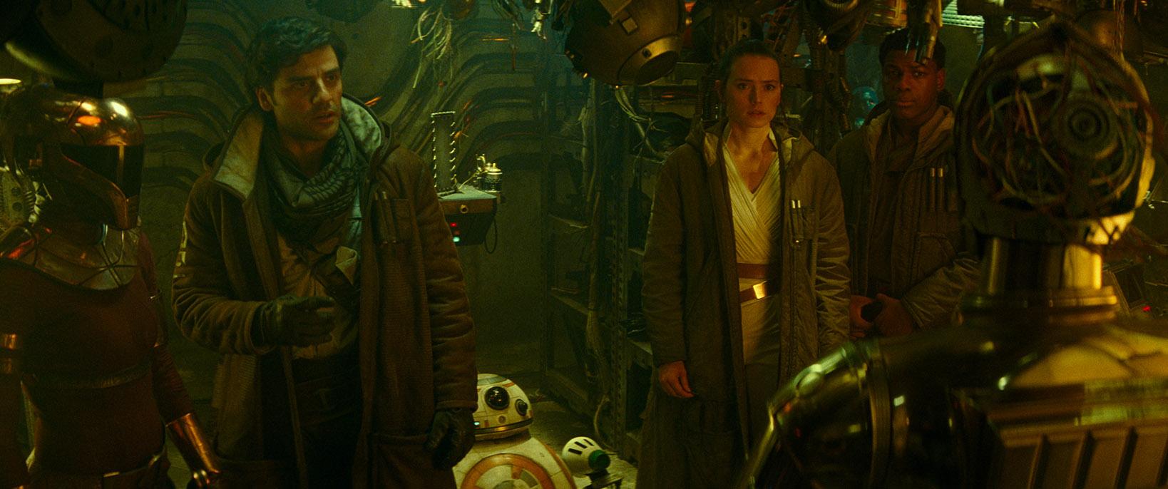 El ascenso de Skywalker, un aprobado raspado