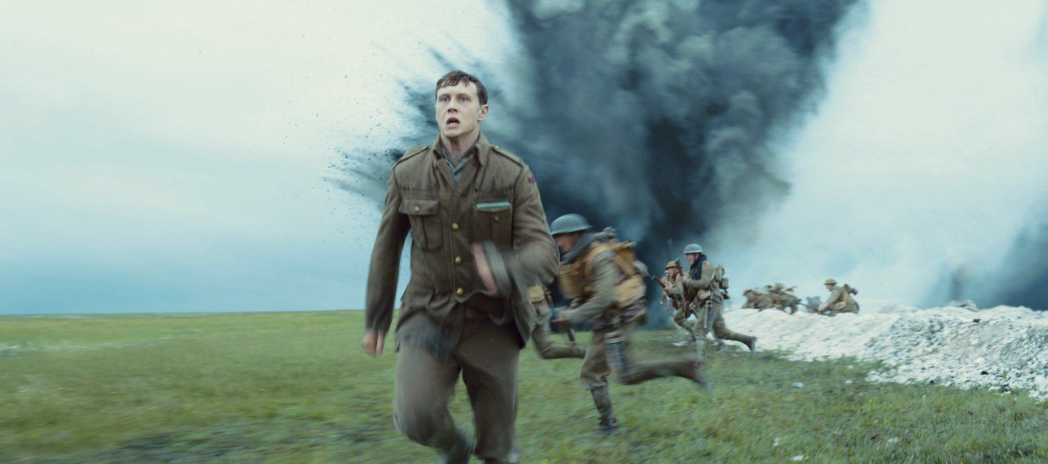 El impacto visual de 1917, la gran candidata a los Oscar