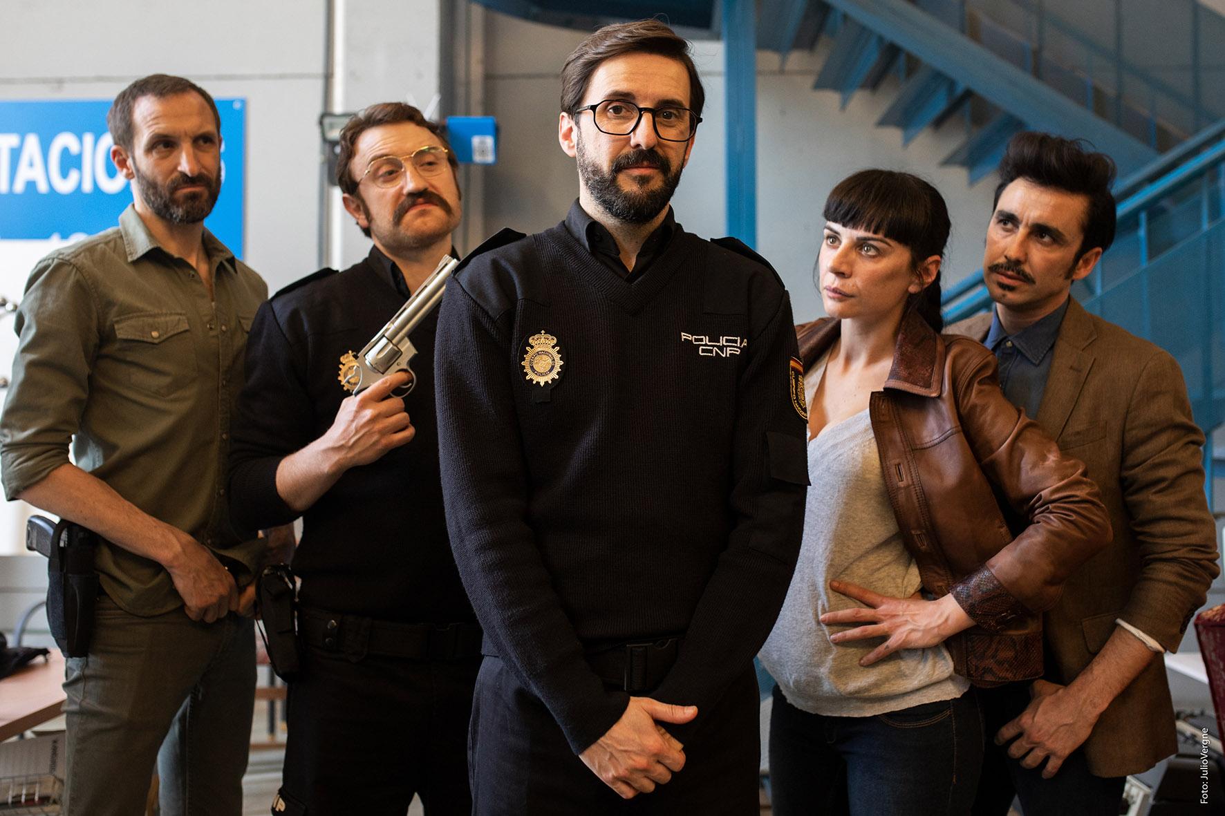 Operación Camarón, la nueva comedia de Carlos Therón, ya tiene fecha de estreno