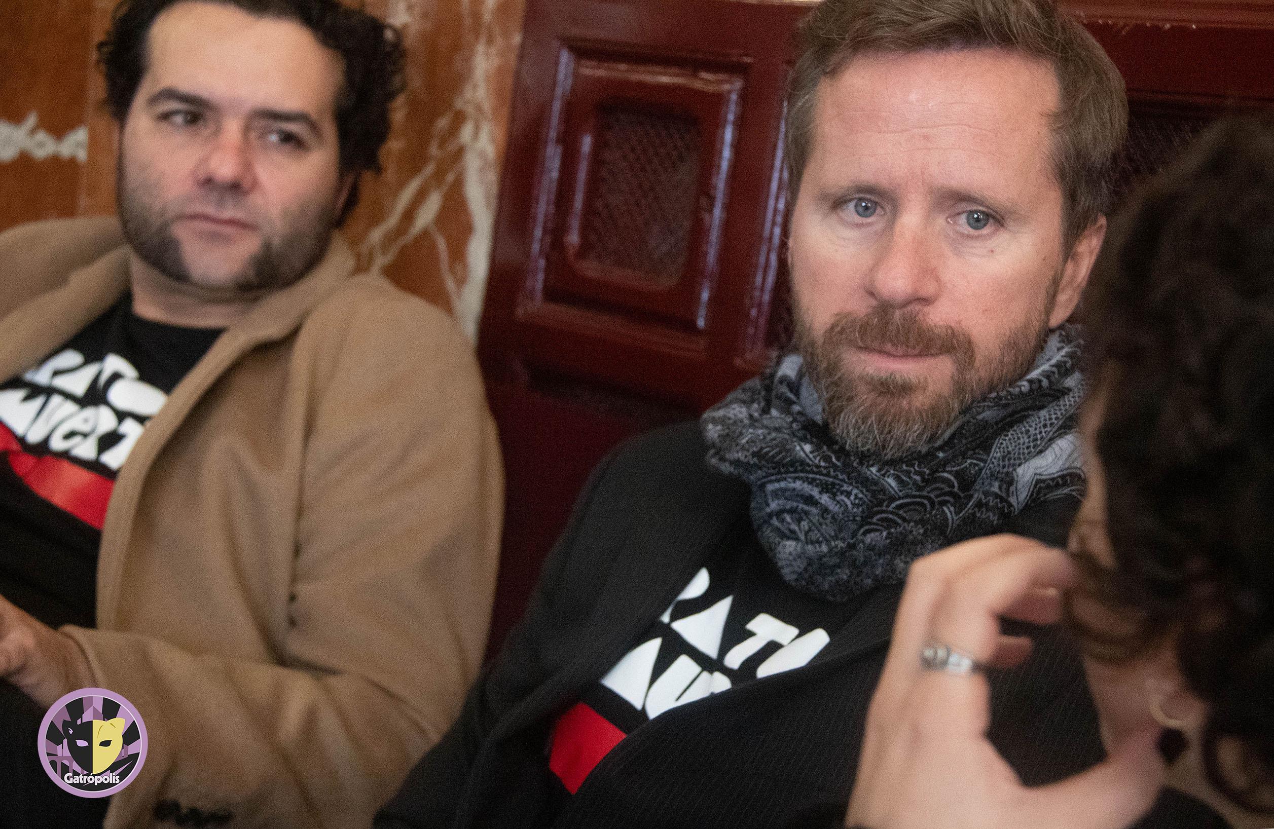 Alfonso Sánchez y Alberto López nos acercan a su nueva película, 'Para toda la muerte'