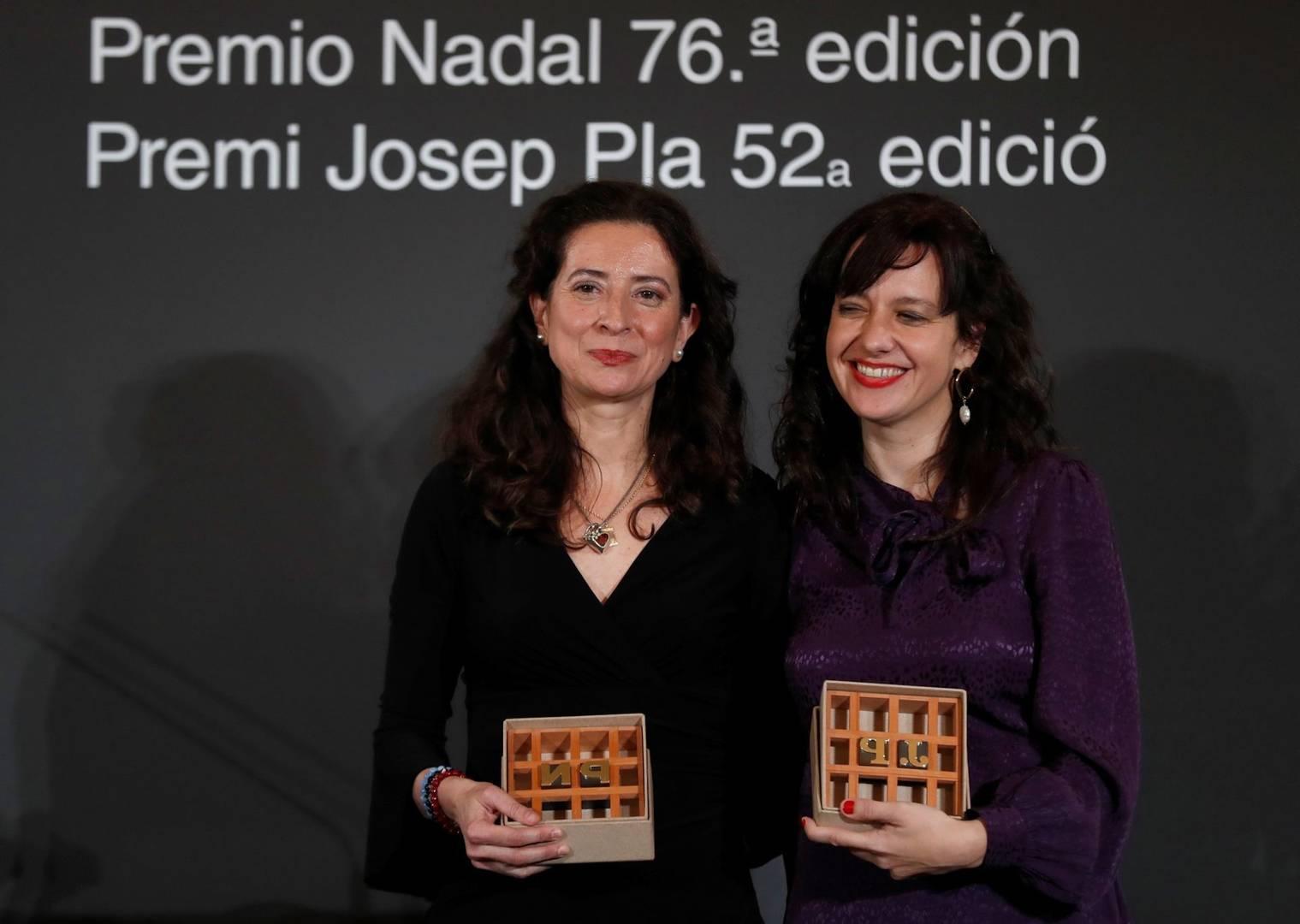 Ana Merino gana el Premio Nadal 2020