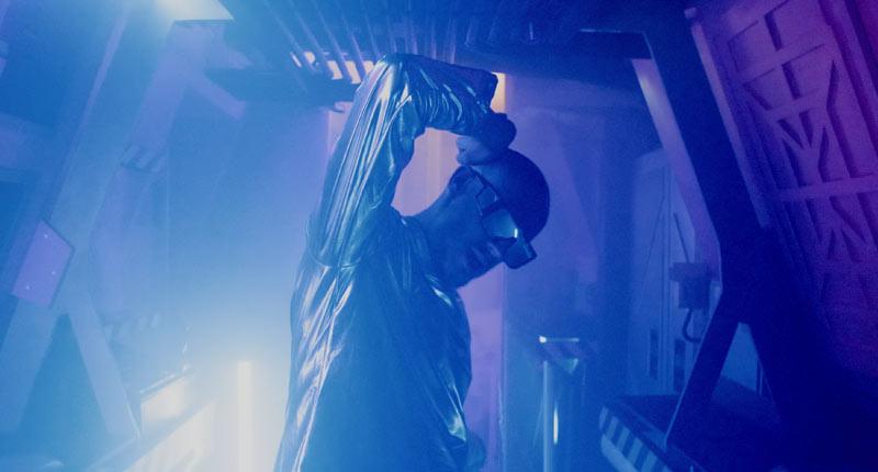La Casa Azul presenta su nuevo videoclip, 'El colapso gravitacional'