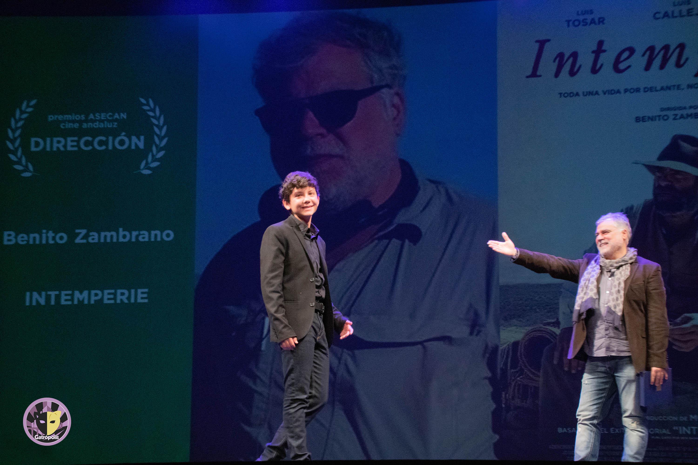 La trinchera infinita, mejor película en los Premios ASECAN