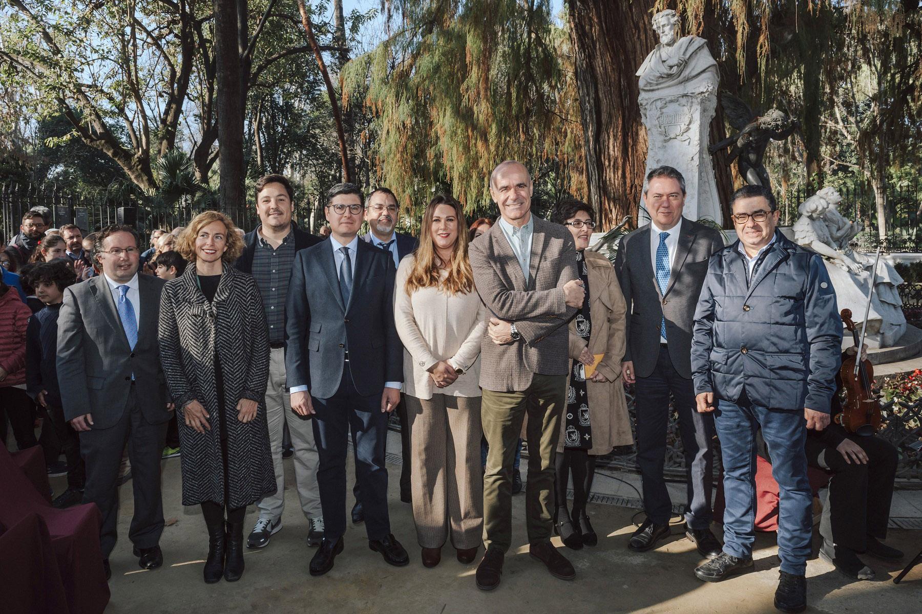 Comienza el Año Bécquer en Sevilla